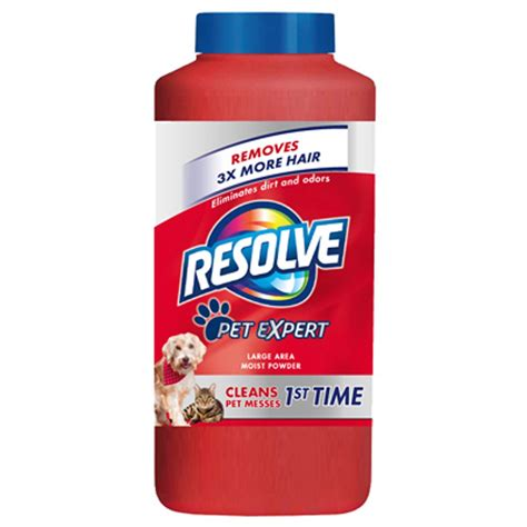 Resolve Pet Deep Clean Powder Carpet Cleaner Resolve