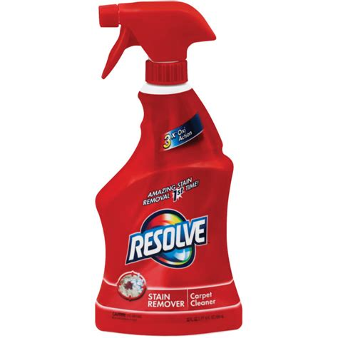 Resolve Triple Oxi Advanced Carpet Stain Remover Review