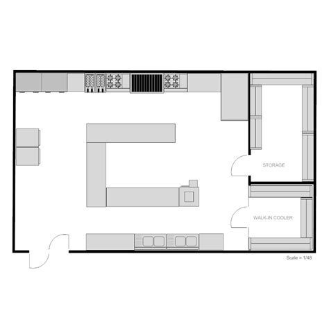 fast food restaurant floor plan images. restaurant kitchen floor