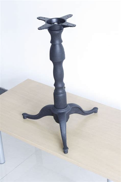 Restaurant Table Base Price List Steel and Cast Iron