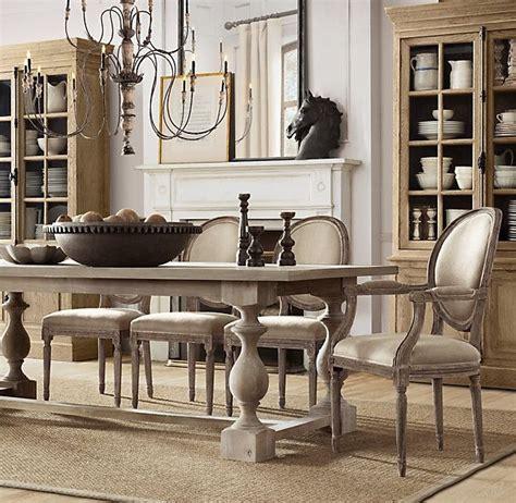 Restoration Hardware Dining Table Design Ideas Page 2