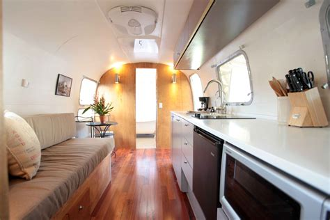 Restored Airstream Sovereign Tiny House Swoon