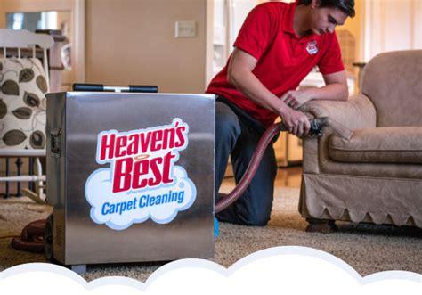 Reviews Heaven s Best Carpet Cleaning Kernersville NC