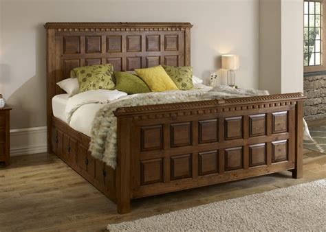 Revival Beds Handcrafted Solid Wooden Beds Bedroom