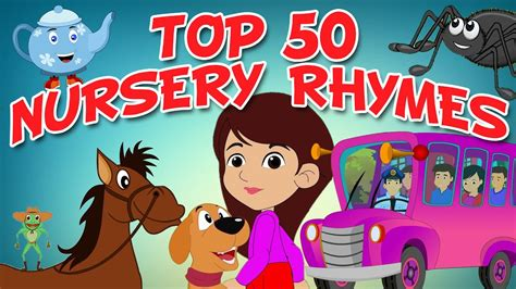 Rhymes for Kids Nursery Songs Free Animated English