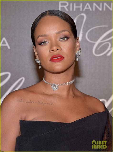 Rihanna Glams Up as Chopard s Guest of Honor in Cannes