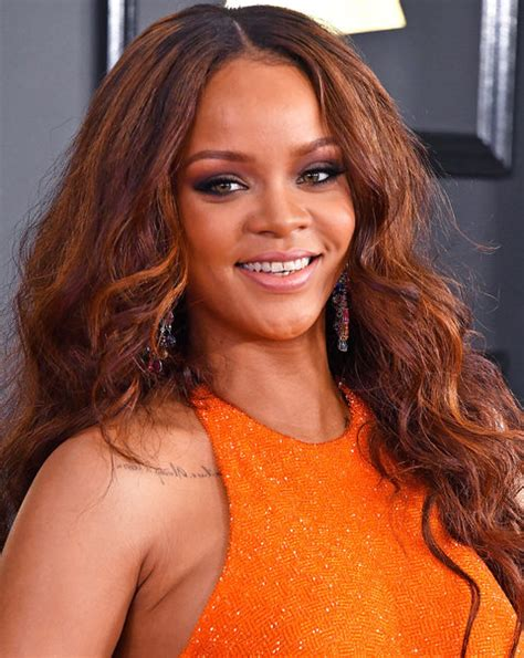 Rihanna s Changing Looks InStyle