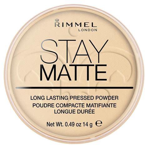 Rimmel Stay Matte Pressed Powder Boots
