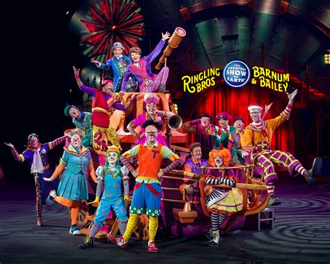 Ringling Bros and Barnum Bailey Circus Tickets Event