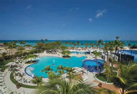 Riu Palace Antillas Aruba Caribbean Hotels Apple