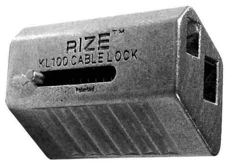 Rize Enterprises Wire Rope Fixture Hangers Cable Fastners