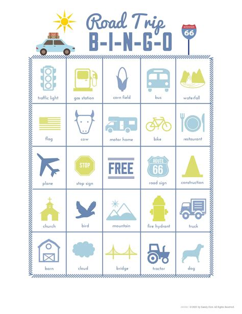 Road Trip Games for Summer iMom