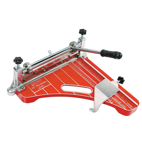 Roberts 12 in Vinyl Tile VCT Cutter 10 895 The Home Depot