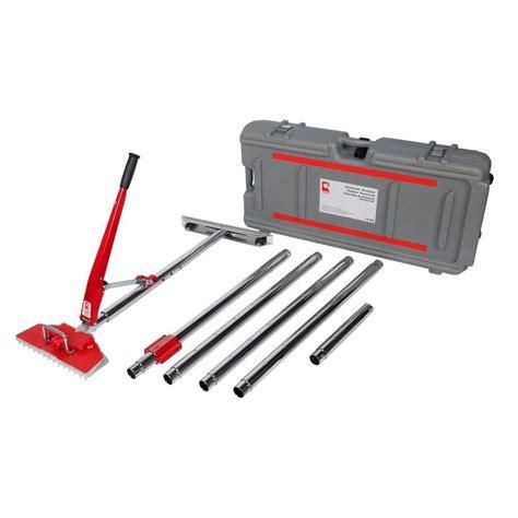 Roberts Power Lok Carpet Stretcher with 17 Locking