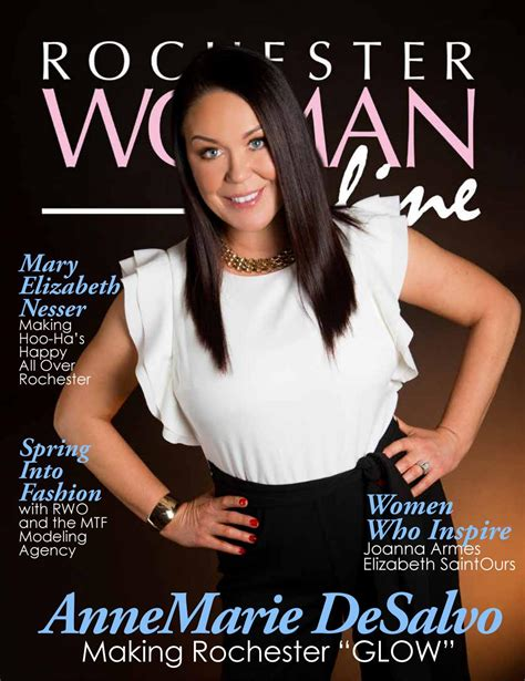 Rochester Woman Online April 2017 by Kelly Breuer issuu