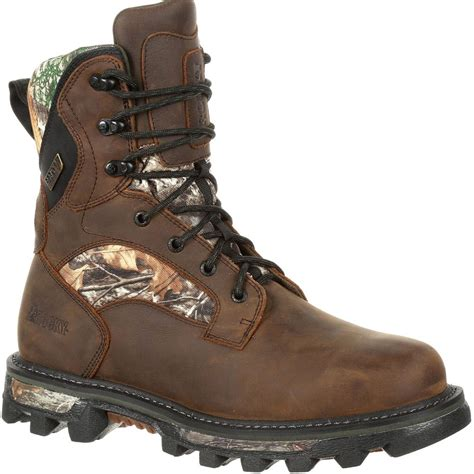 Rocky Hunting Boots for Men Camo Hunting Boots FREE Shipping