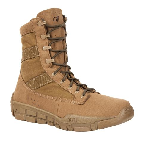 Rocky Men s Military Boots View All Duty Boots