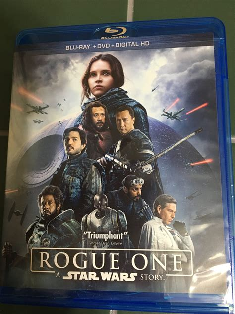 Rogue One A Star Wars Story Blu ray Review Home Theater