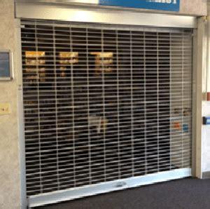 Roll Up Security Doors