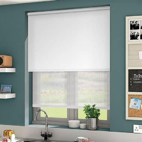 Roller Blinds Blockout Blinds SunScreens Double Blinds