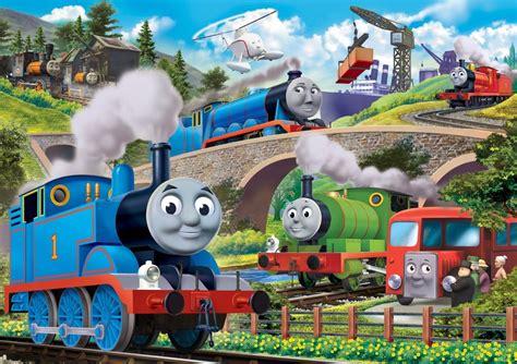 Rompecabezas de Thomas y Sus Amigos