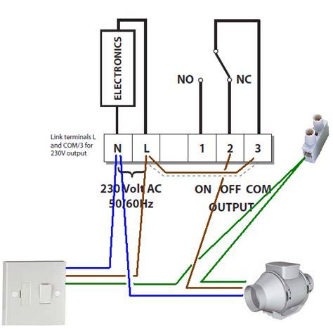 Room Stat Wiring Diagram