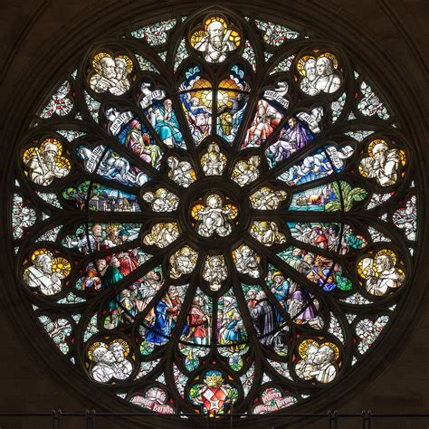 Rose window Wikipedia