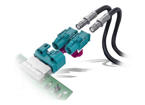 RosenbergerHSD Connectors
