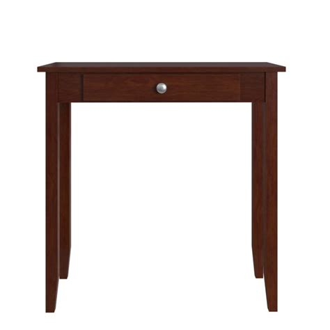 Rosewood Console Table Coffee Brown Walmart