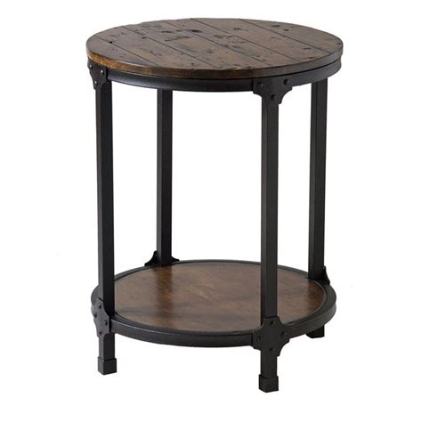 Round Coffee Sofa End Tables Overstock