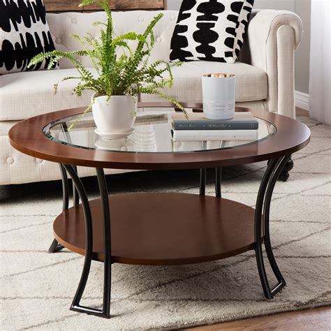Round Coffee Table Overstock Outlet