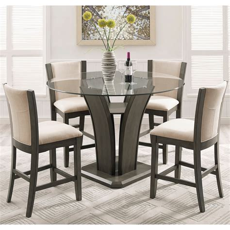 Round Dining Room Sets Overstock