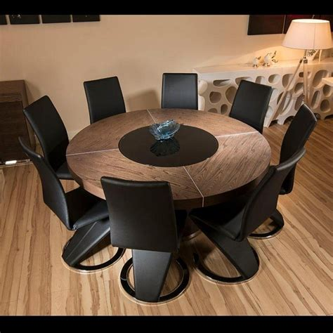 Round Dining Room Table Seats 8 Best Dining Room