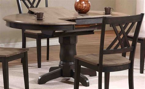 Round Dining Table With Leaves Buy or Sell Dining Table
