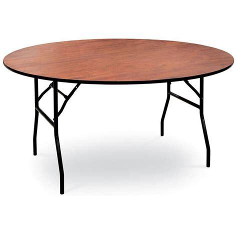 Round Folding Tables BizChair