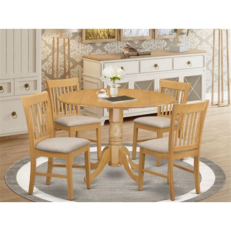 Round Table 4 Chairs Sears