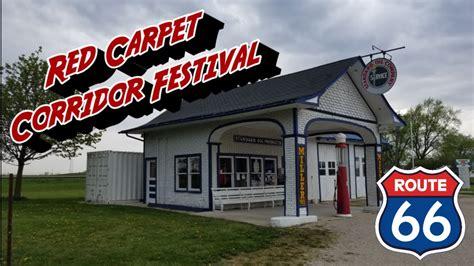 Route 66 Red Carpet Corridor