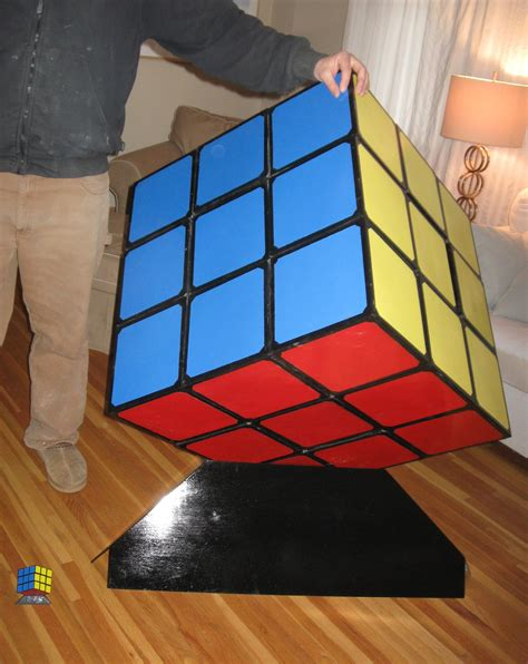 Rubik s Cube of Unusual Size 16 Steps with Pictures