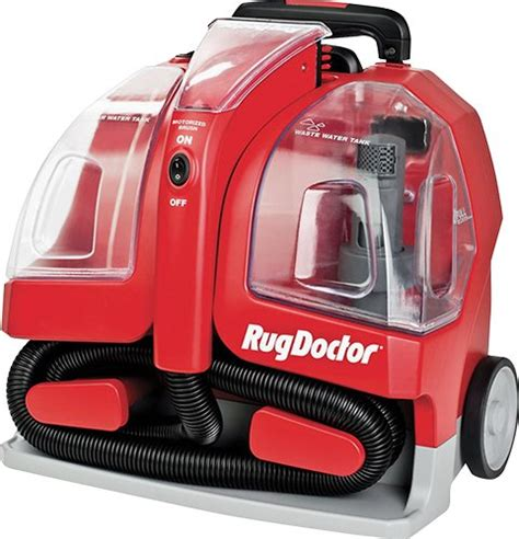 Rug Doctor Portable Spot Cleaner Red 93300 Best Buy