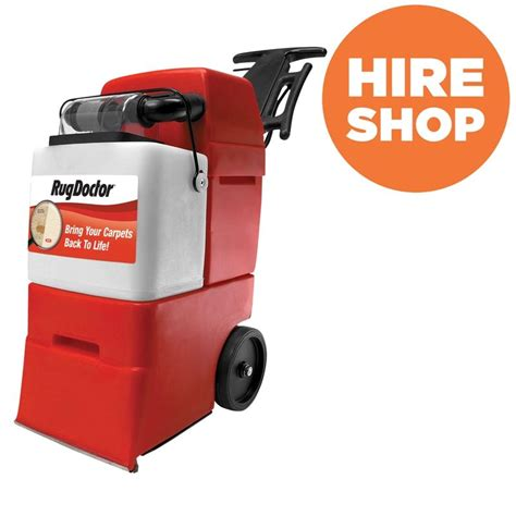 RugDoctor Carpet Cleaner 24 Hour Hire Homebase