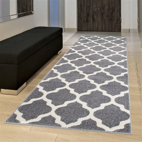 Rugs carpet runners Grey Large modern rugs Homebase