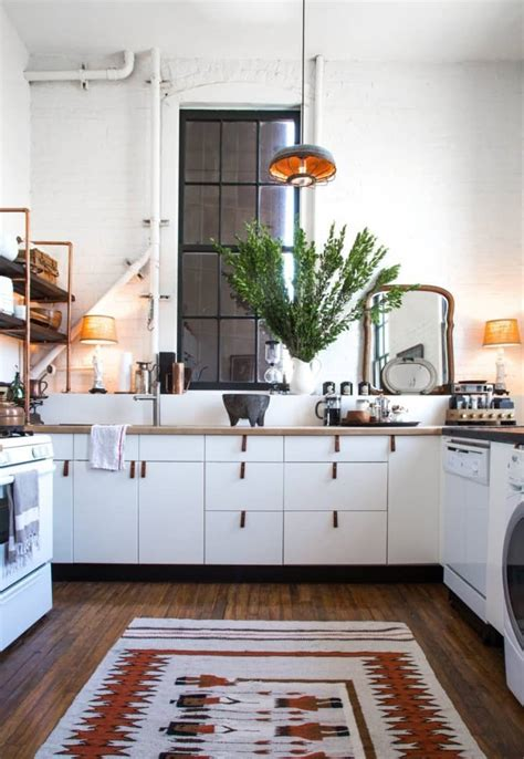 Rugs in the Kitchen Yea or Nay Apartment Therapy
