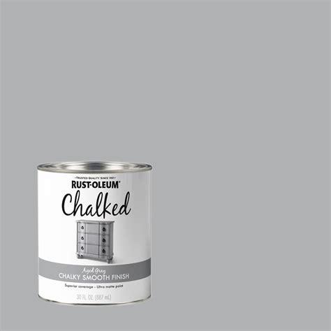 Rust Oleum 30 oz Ultra Matte Interior Chalked Paint Aged