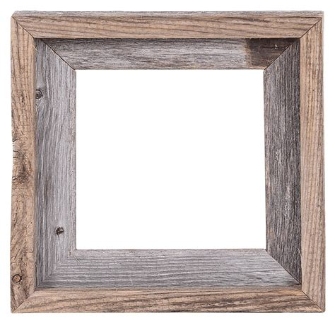Rustic Decor Barnwood Frames Reclaimed Wood Frames