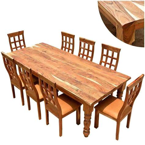 Rustic Dining Table and Chair Sets Sierra Living Concepts
