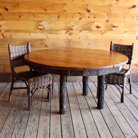 Rustic Dining Table furniture by owner