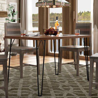 Rustic Farmhouse Tables You ll Love Wayfair