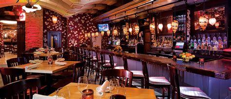 Rustic Kitchen Bistro Bar