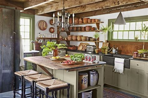 Rustic Kitchens Kitchens