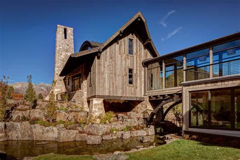 Rustic Mountain House Plans Dream Home Source